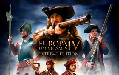Europa Universalis IV - Digital Extreme Edition cover