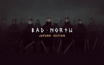 Bad North: Jotunn Edition cover