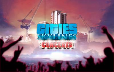 Cities: Skylines - Concerts cover