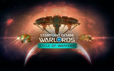 Starpoint Gemini Warlords: Cycle of Warfare (DLC) cover