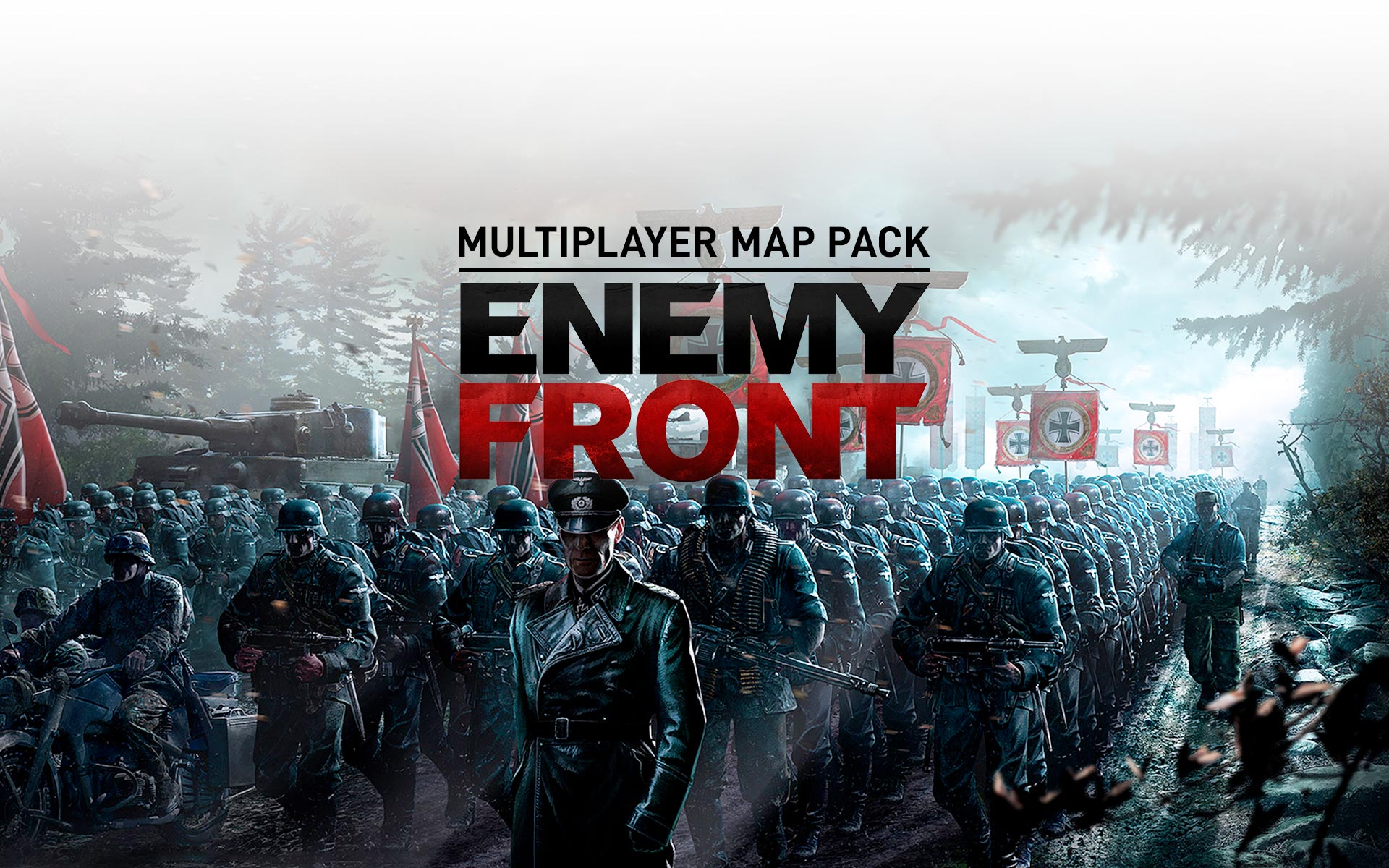 Enemy Front Multiplayer Map Pack (DLC)