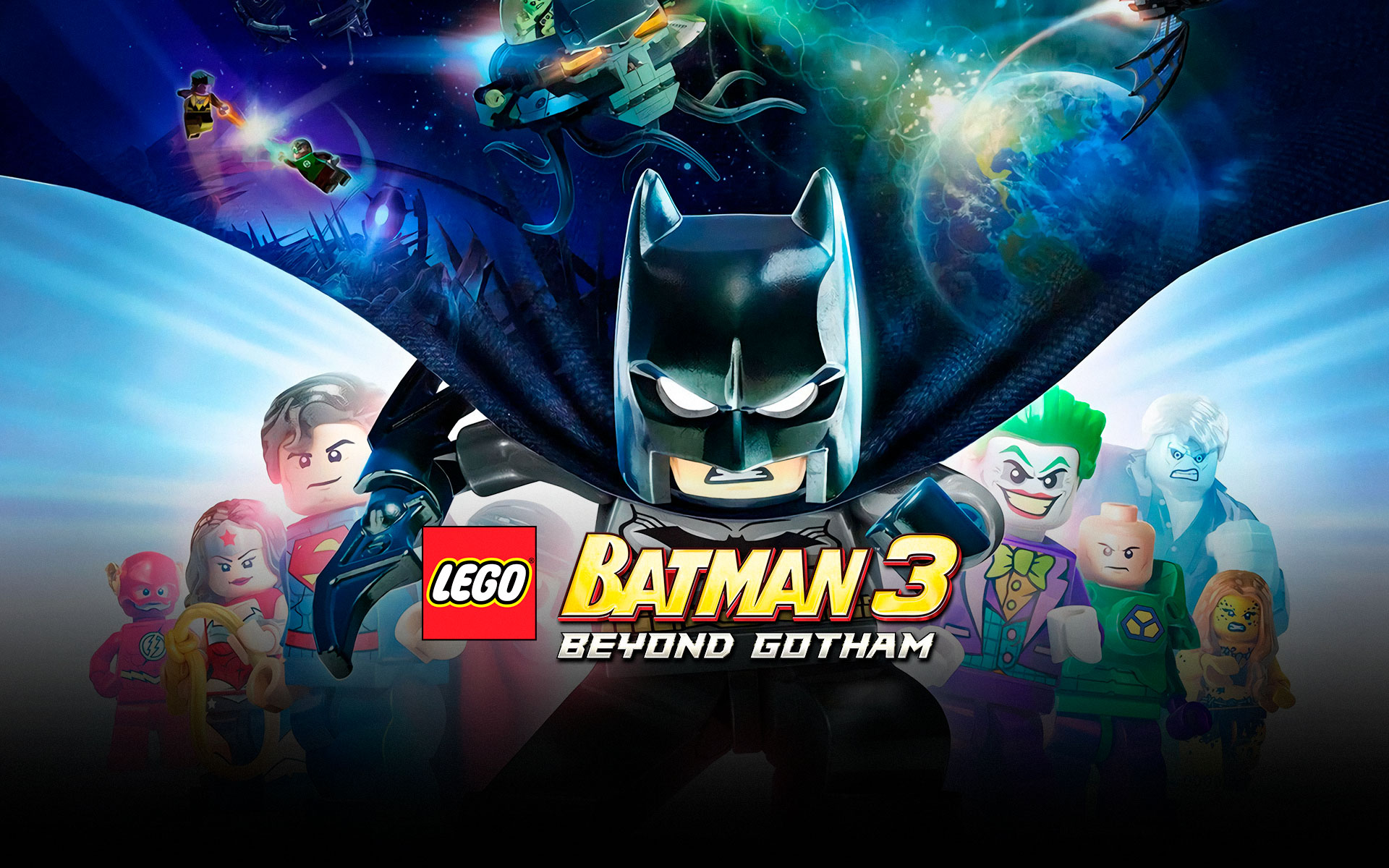 LEGO® Batman™3: Beyond Gotham (Mac)