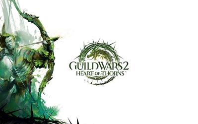 Guild Wars II – Heart of Thorns Standard cover