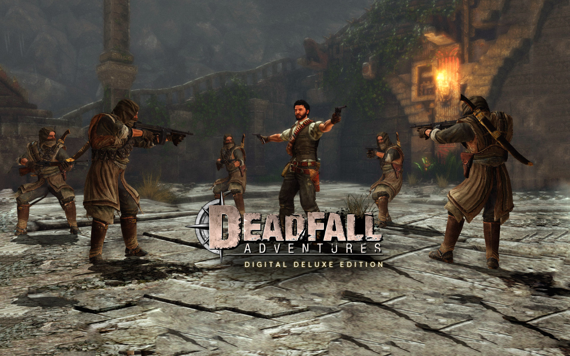 Deadfall Adventures - Digital Deluxe Edition