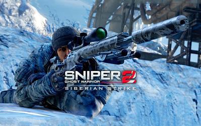 Sniper: Ghost Warrior 2 - Siberian Strike (DLC) cover