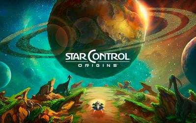 Star Control: Origins cover