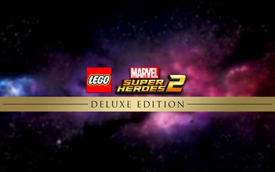 LEGO Marvel Super Heroes 2 - Deluxe Edition cover
