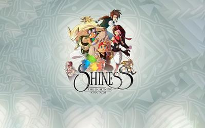 Shiness: The Lightning Kingdom cover