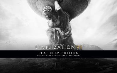 Sid Meier's Civilization® VI: Platinum Edition cover