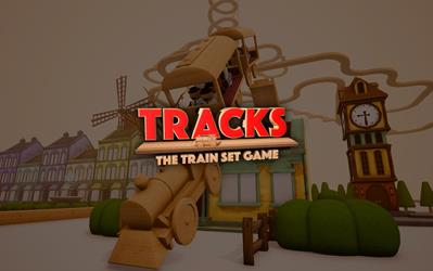 Tracks - The Train Set Game cover