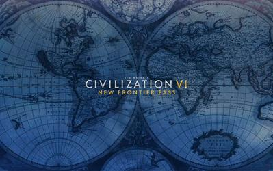 Sid Meier's Civilization® VI: New Frontier Pass cover