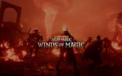 Warhammer: Vermintide 2 - Winds of Magic (DLC) cover