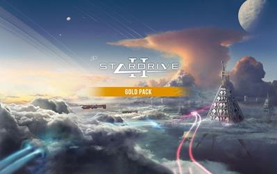 StarDrive 2 - Gold Pack cover