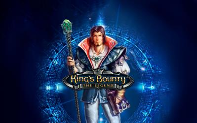King's Bounty: The Legend cover