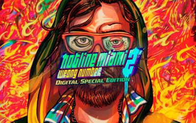 Hotline Miami 2: Wrong Number - Digital Special Edition cover