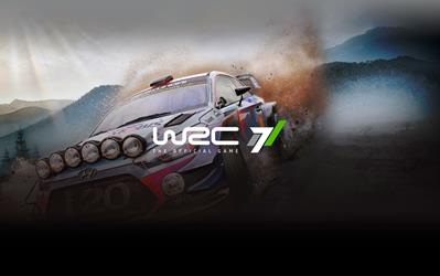 WRC 7 FIA World Rally Championship cover