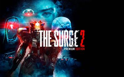 The Surge 2 - Premium Edition cover