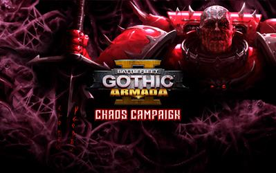 Battlefleet Gothic Armada 2: Chaos Campaign cover