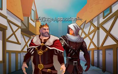 Kings and Assassins cover