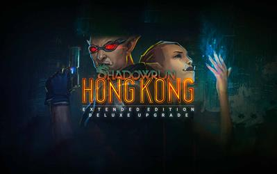 Shadowrun: Hong Kong - Extended Edition Deluxe cover