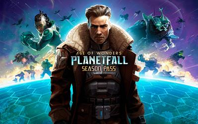 Age of Wonders: Planetfall Season Pass cover