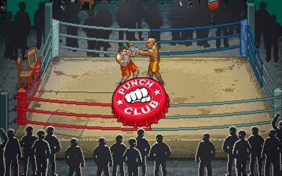 Punch Club cover