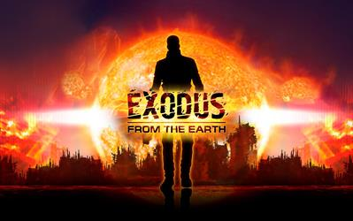 Exodus from the Earth cover