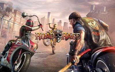 Road Rage cover