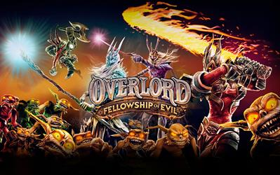 Overlord: Fellowship of Evil cover