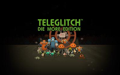 Teleglitch: Die More Edition cover