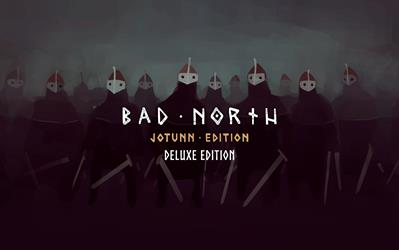 Bad North: Jotunn Edition Deluxe Edition cover