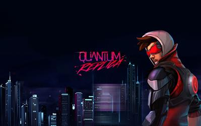 Quantum Replica cover