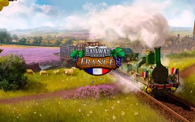 Railway Empire: France (DLC) cover