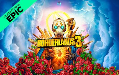Borderlands 3 (Epic) cover