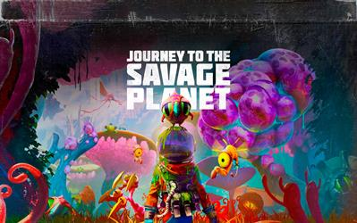 Journey To The Savage Planet (Epic) cover