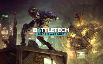 BATTLETECH - Urban Warfare (DLC) cover