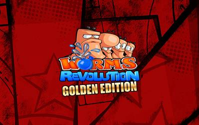 Worms Revolution - Gold Edition cover