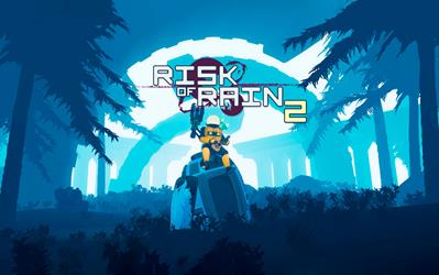 Risk of Rain 2 cover