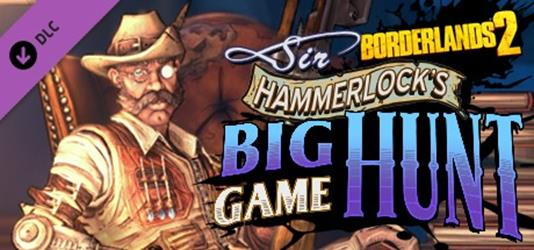 Borderlands 2: Sir Hammerlock's Big Game Hunt - DLC (Mac) cover