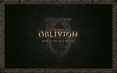 The Elder Scrolls IV: Oblivion GOTY Edition cover
