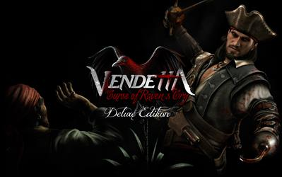 Vendetta - Curse of Raven's Cry Deluxe Edition cover
