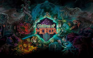 Children of Morta cover