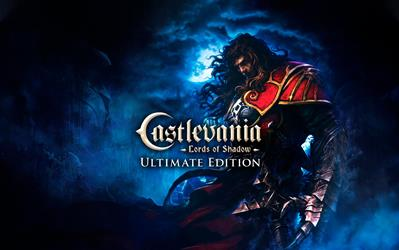 Castlevania: Lords of Shadow - Ultimate Edition cover