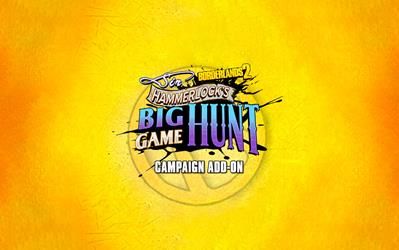 Borderlands 2 - Sir Hammerlock's Big Game Hunt (DLC) cover