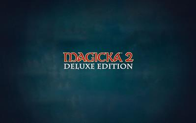 Magicka 2 - Deluxe Edition cover