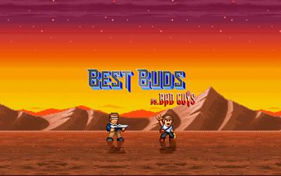 Best Buds vs. Bad Guys cover