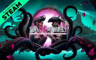 Borderlands 3: Guns, Love, and Tentacles (Steam) cover
