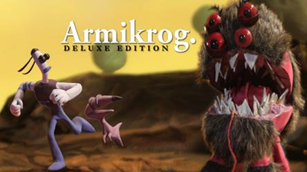 Armikrog Deluxe Edition cover