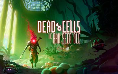 Dead Cells: The Bad Seed DLC cover