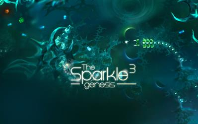 Sparkle 3 Genesis cover